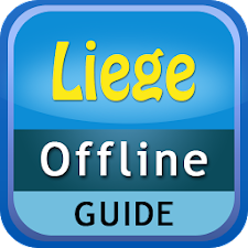 Liege Offline Map Guide