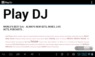 Screenshot of Play DJ