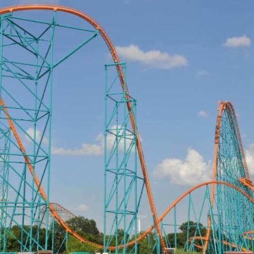 旅遊必備App|Six Flags Over Texas LOGO-綠色工廠好玩App