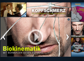 Screenshot of SPIEGEL.TV