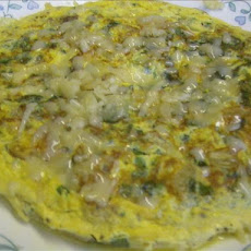 Potato, Spinach & Chive Frittata