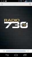 Screenshot of Rádio 730 AM / GOIANIA / BRASI