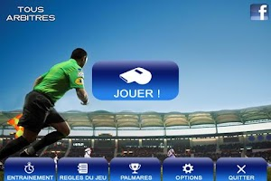 Screenshot of Tous Arbitres