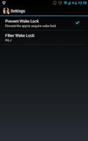 Screenshot of Wakelock Terminator ★ root