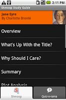 Screenshot of Jane Eyre: An Autobiography