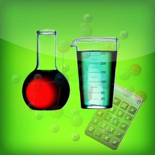 Chemistry Calculators LOGO-APP點子