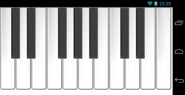 Piano Musical Instruments - screenshot