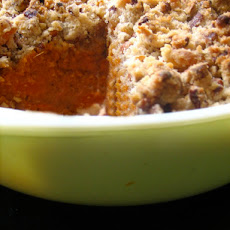 Sweet Potato Crumble