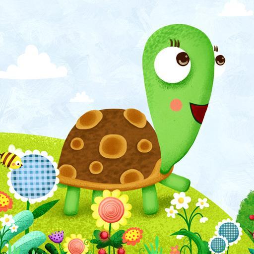 Die Schildkröte und der Adler 書籍 LOGO-玩APPs