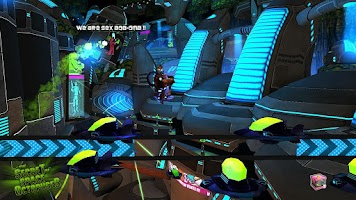 Screenshot of The Secret Of Space Octopuses