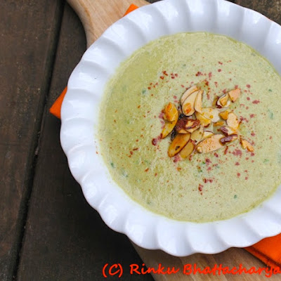 Creamy Hungarian Green Bean Soup