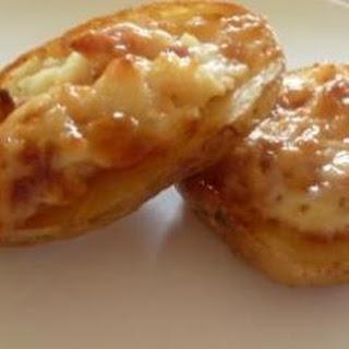 Stuffed Potato Skins Cream Cheese Recipes