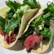 Dinner for Two: Chipotle Steak Tacos