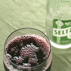 Blackberry-Verbena Syrup