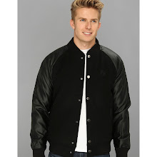 Ecko Unltd - Var-City Jacket (Black) - Apparel