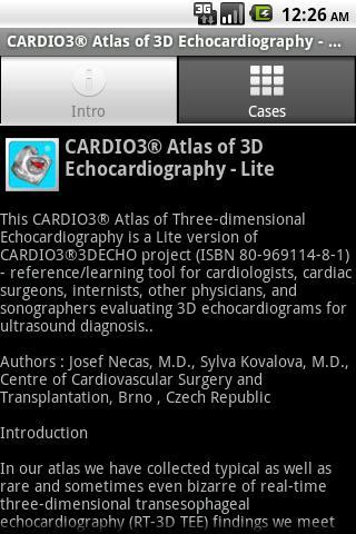 CARDIO3® 3D ECHO - Lite