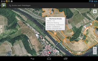 Screenshot of Vineyards
