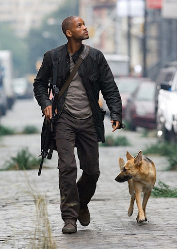 Film &#8211; I am legend
