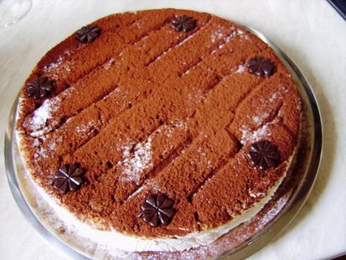 Itališkas ledų tortas