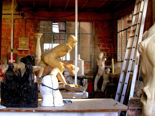 museo calcos taller