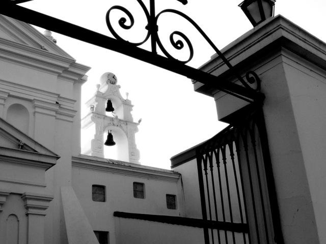 Campanario Iglesia del Pilar 3