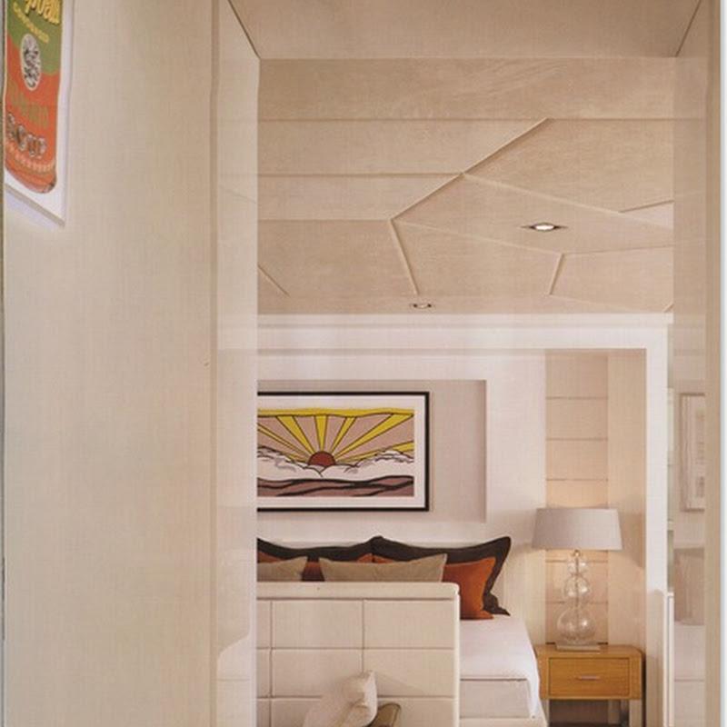 Illusion Feadship - White Bedroom at Sea
