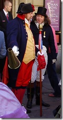 The Town Cryer and Walk Convenor