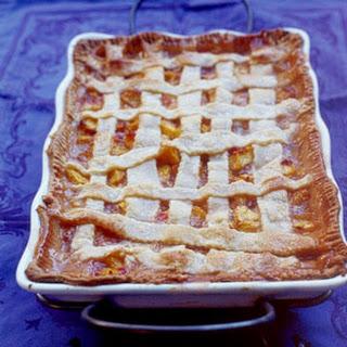 Grandma Peach Cobbler Recipes