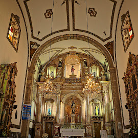 The Altar by John Wilson - Buildings & Architecture Public & Historical ( altar, parral, buildings, parral mexico, chihuahua state mexico )