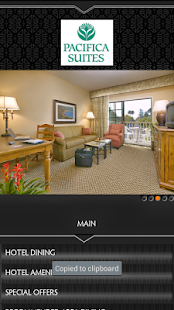 Pacifica Suites - screenshot