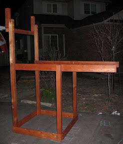 Play structure at step 3