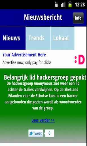 【免費新聞App】NL Nieuws-APP點子
