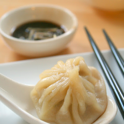 Xiao Long Bao - Little Soup Dumplings