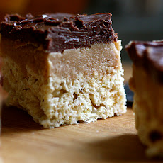 Hungry Girl Chocolate Peanut Butter Fudge