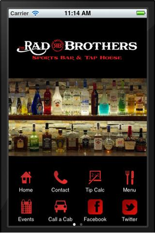 Rad Brothers Sports Bar