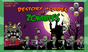 Screenshot of Zombies Attack! Free