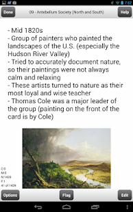 CLEP History of the US I Cards - screenshot