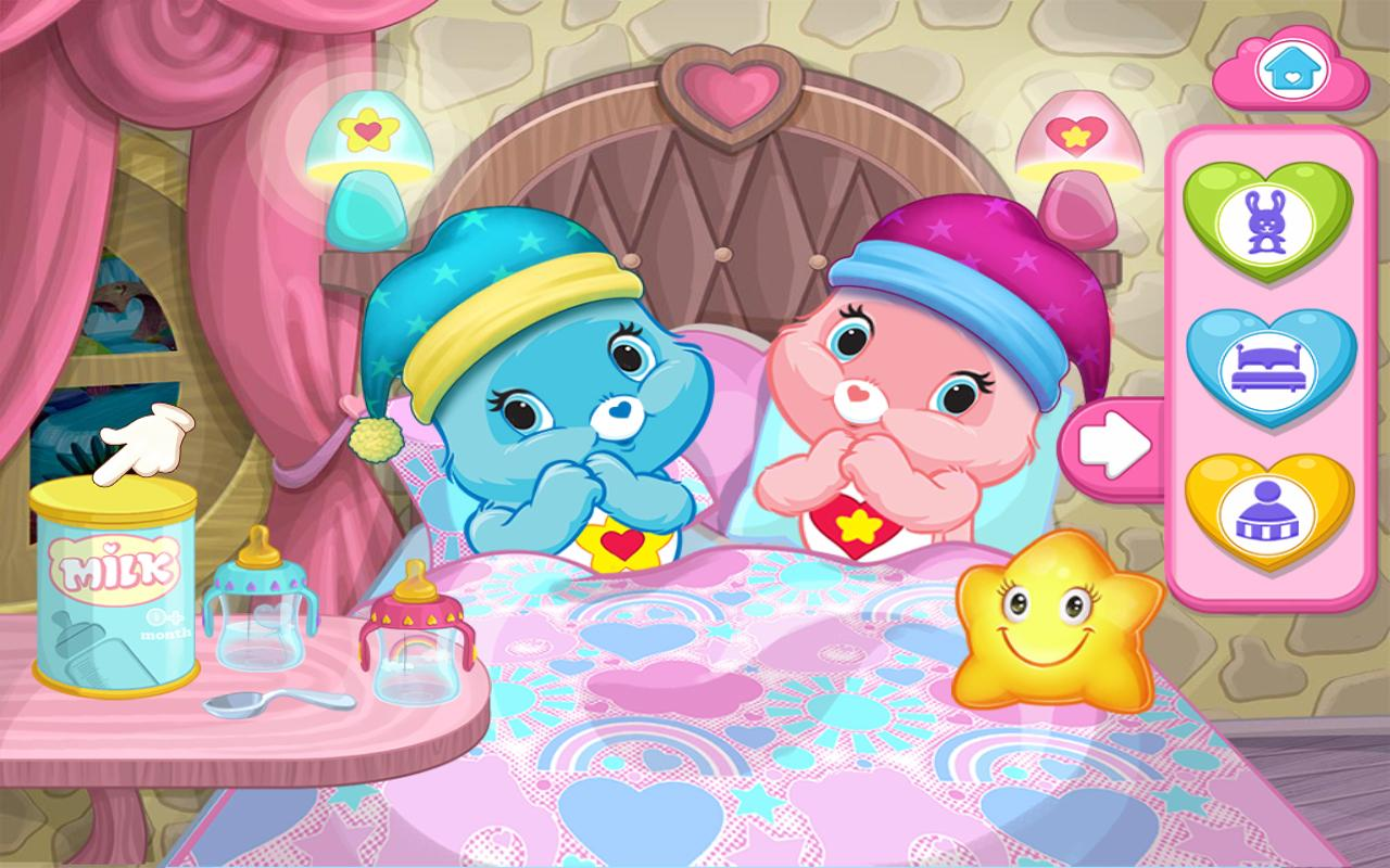 Care Bears Rainbow Playtime Screenshot 5
