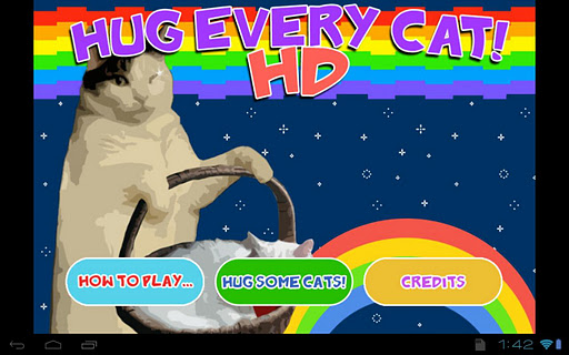Hug Every Cat HD