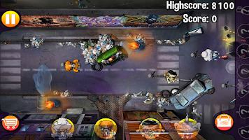 Screenshot of Angry Dogs