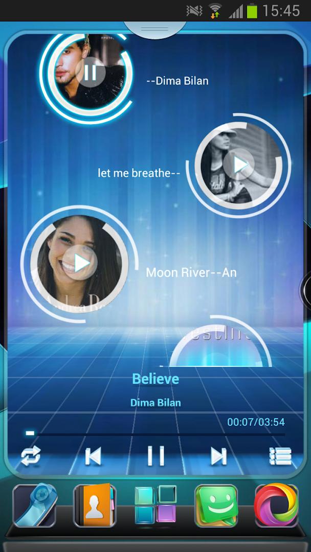 Программы для android для музыки