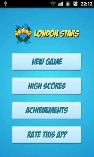 2012 年ロンドン オリンピックの星