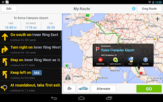 Screenshot of CoPilot GPS - Plan & explore!