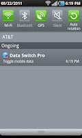 Screenshot of Data Switch Pro