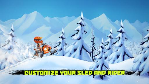 Sled Mayhem - screenshot