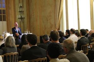 Conférence annuelle de l'Ecole Polytechnique d'Assurances - Auditoire
