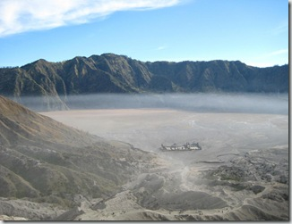 view from bromo small