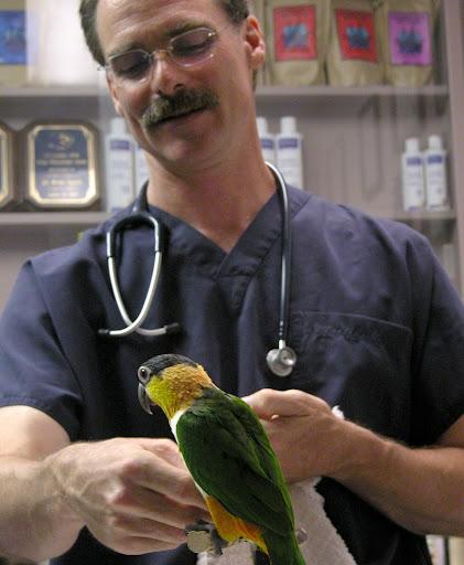 Dr. Brian Speer, and Eddie