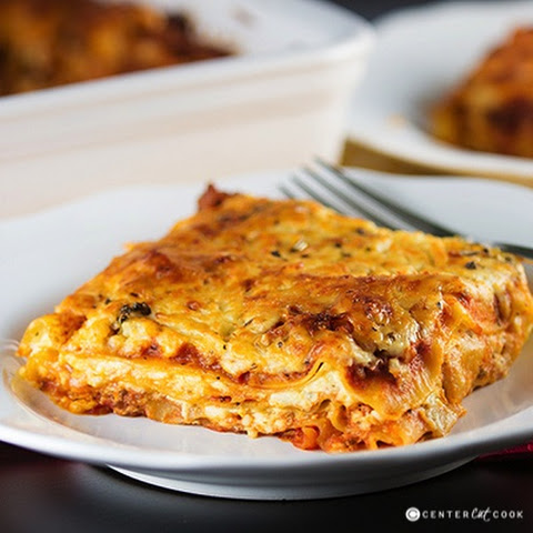 Four Cheese Classic Lasagna