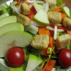 Healthy Apple Salad
